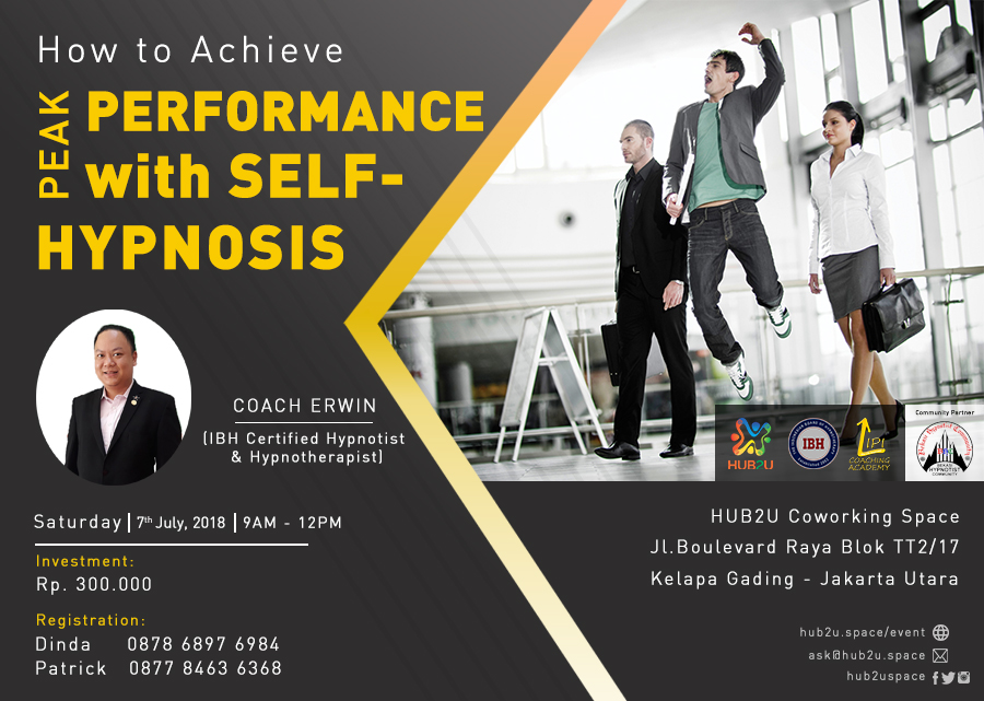 How to Achieve Peak Performance With Self –Hypnosis