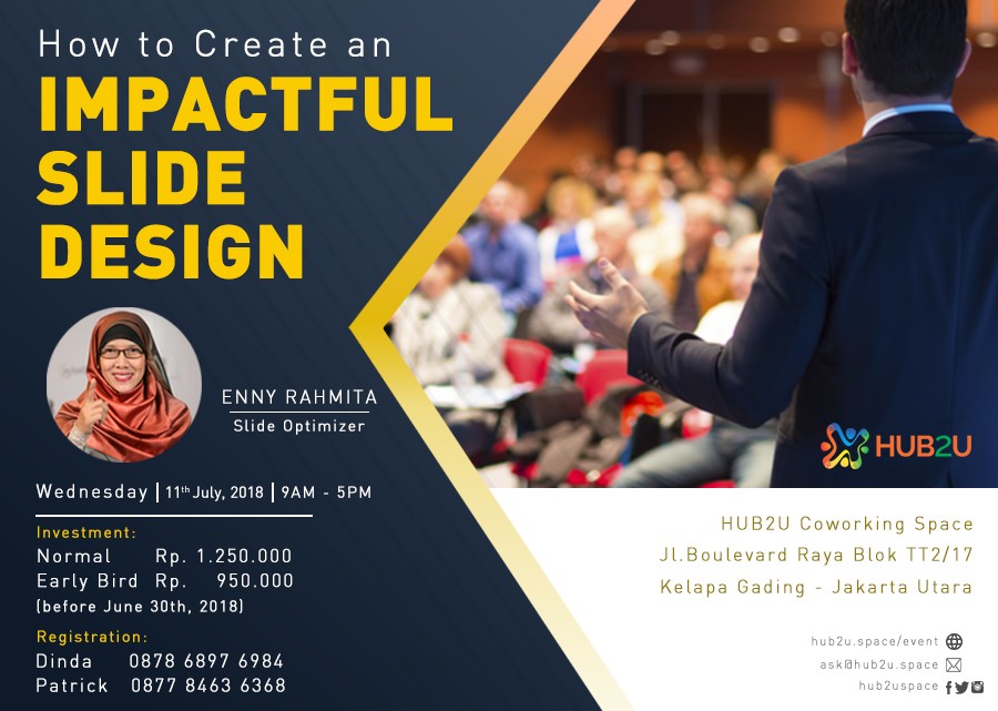 How  to Create Impactful Slide Design