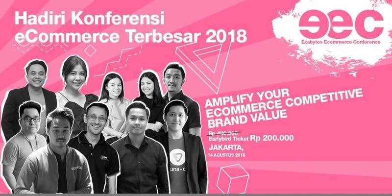 Exabytes ECommerce Conference (EEC) 2018