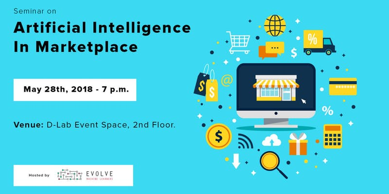 FREE SEMINAR: Artificial Intelligence in Marketplace