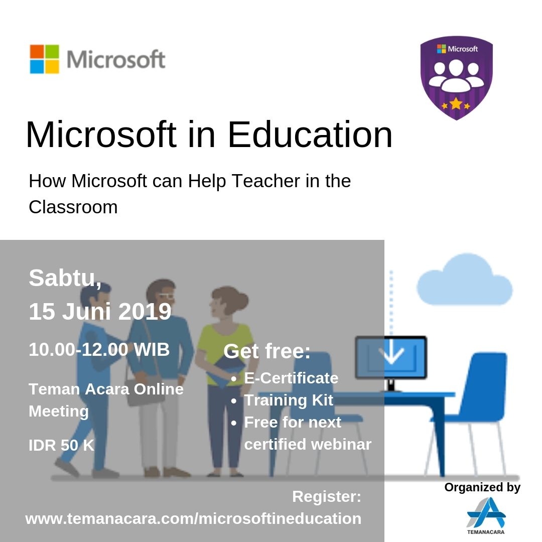Microsoft In Education: How Microsoft can Help Teacher in the Classroom