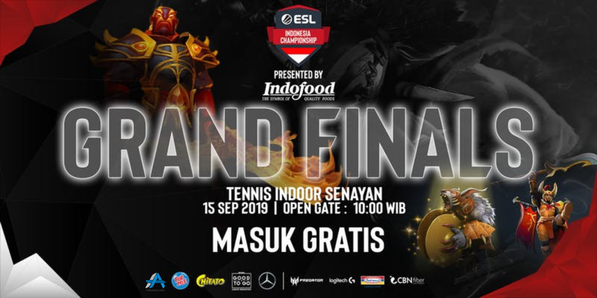 ESL Indonesia Championship Season 2 - Dota 2 Finals