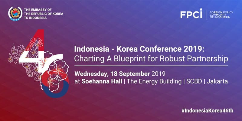 Indonesia-Korea Conference 2019