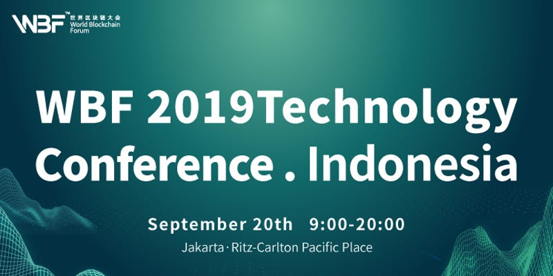 WBF 2019 Technology Conference·Indonesia