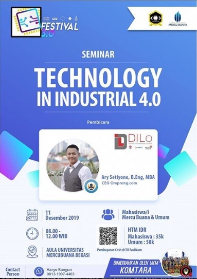 Technology In Industrial 4.0