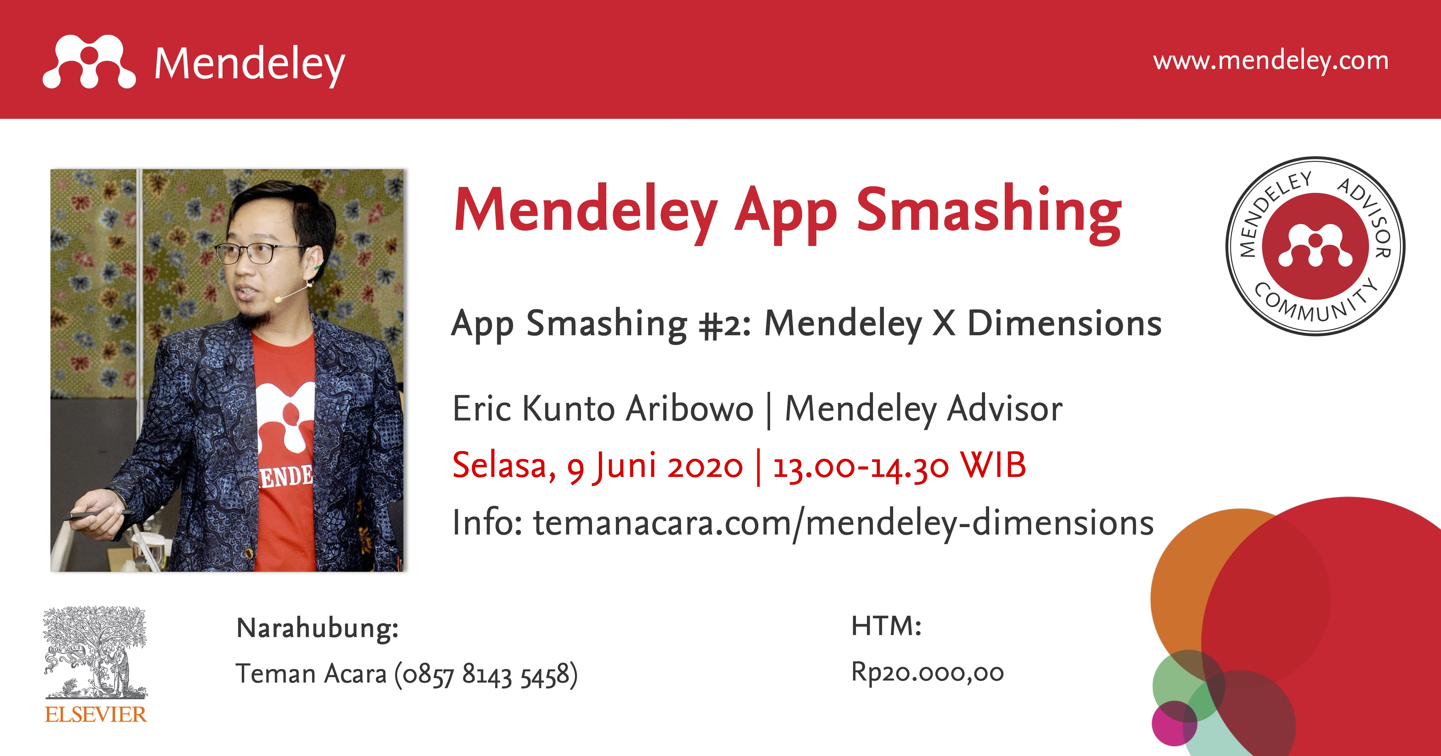 App Smashing #2: Mendeley X Dimensions
