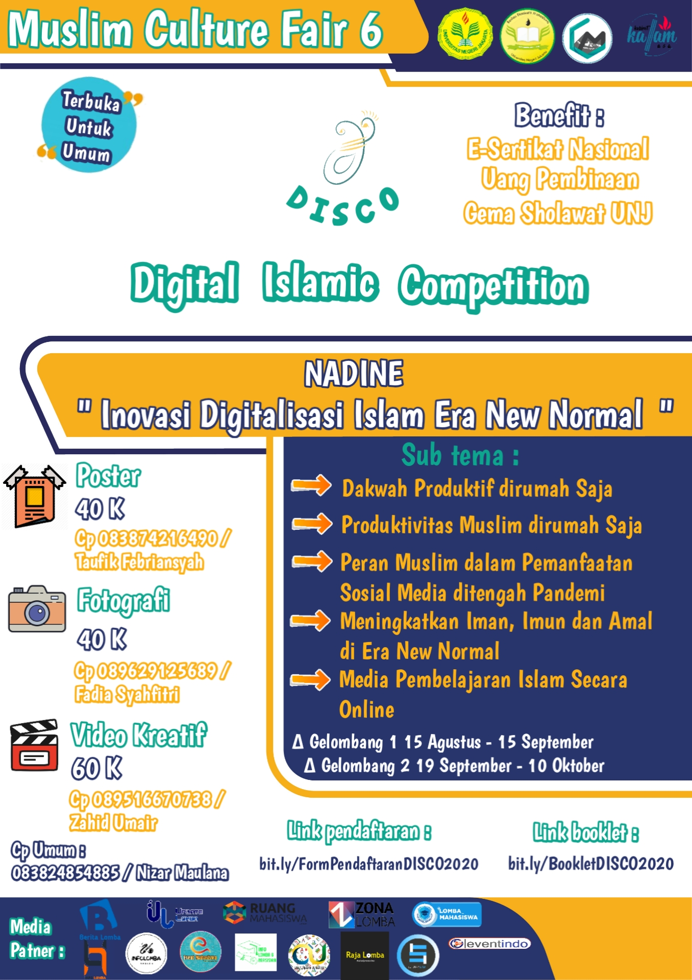 Digital Islamic Competition