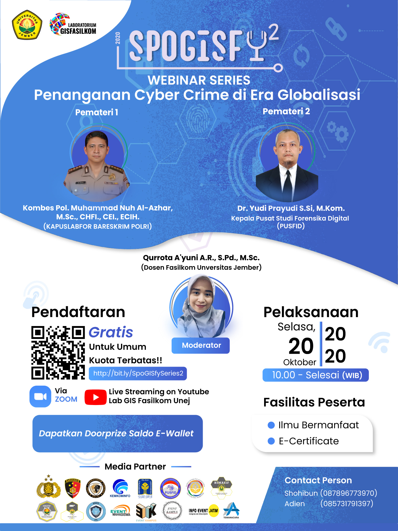 Penanganan Cyber Crime di Era Globalisasi