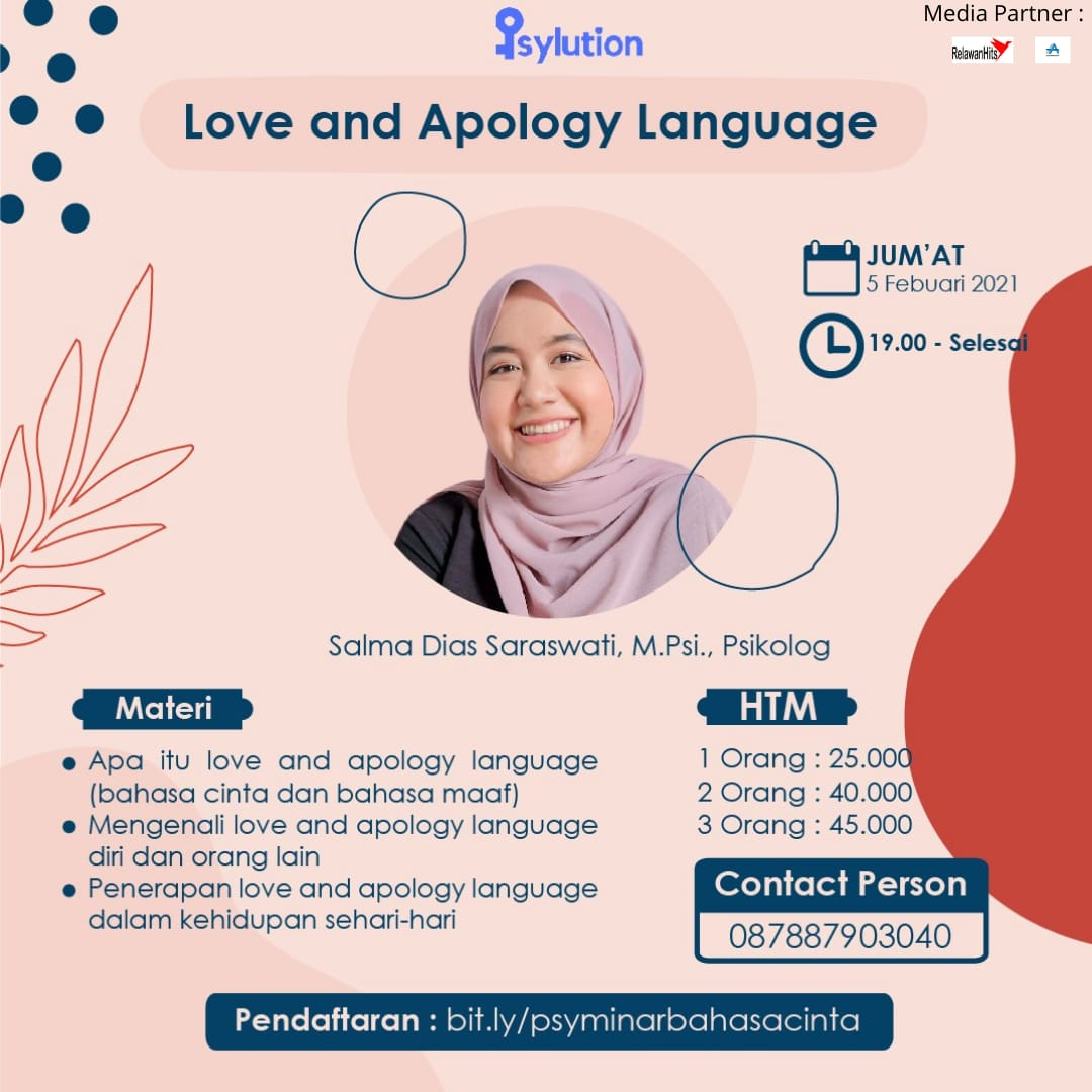 love and apology language