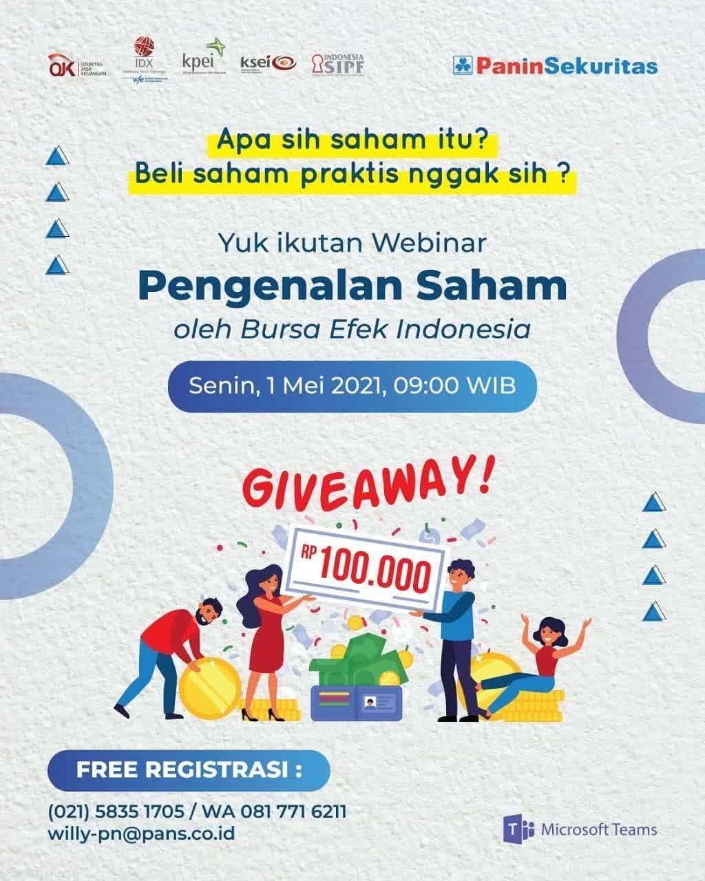 Pengenalan Saham oleh Bursa Efek Indonesia